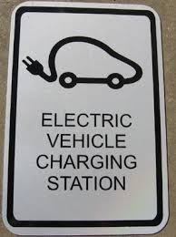 Car Charging Station Pic